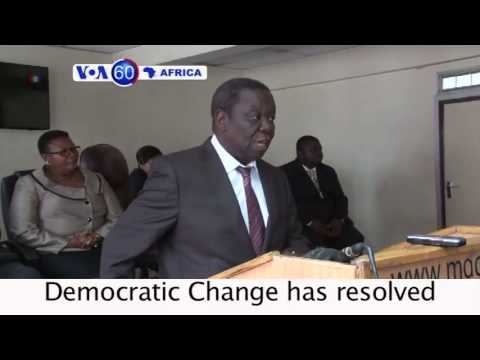 CAR: International troops and militia clash in Bangui VOA60 Africa 03-26-2014