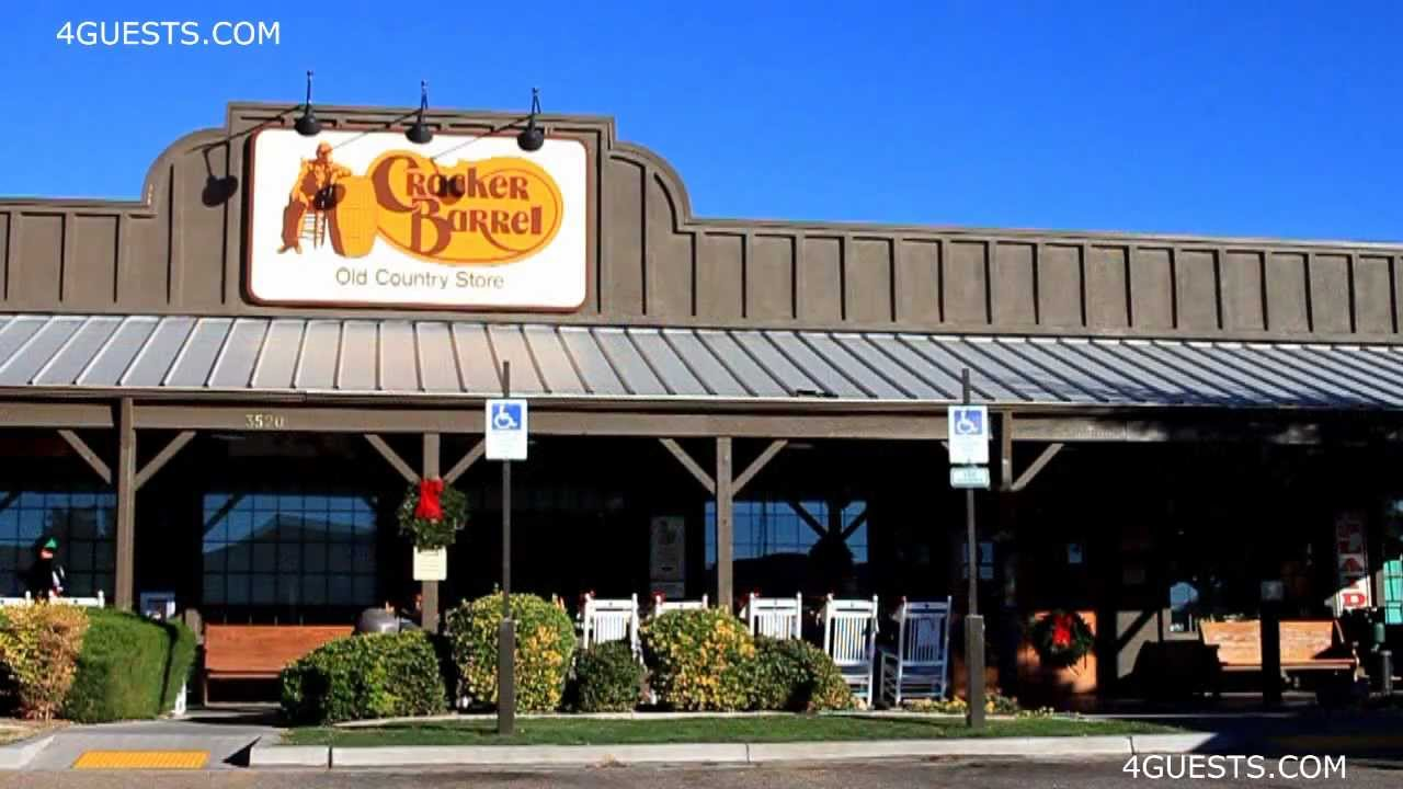 Watch Calorie and Nutrition Facts for Popular Cracker Barrel Menu Items video