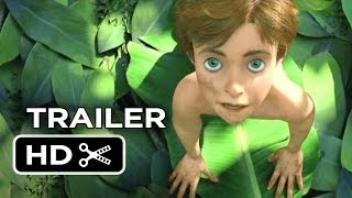 Tarzan 3D Official Full-Length Trailer (2013) Kellan