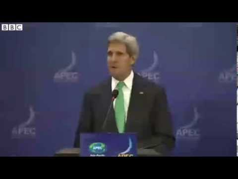 US shutdown Kerry warns on foreign policy impact