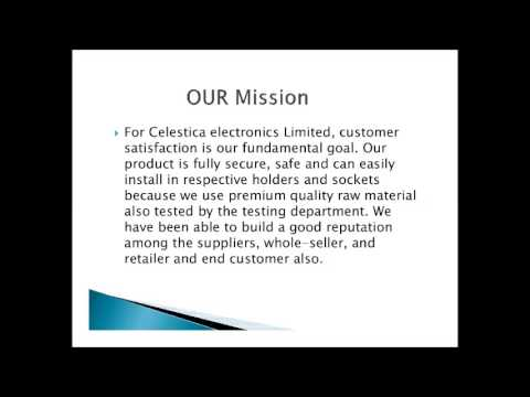 Celestica electronics Limited: Excellent center of manufacturing