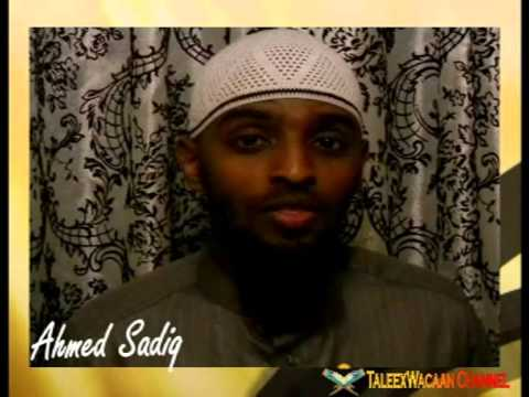 McDonald Generation Youth  Leadership in Islam Ustadh Ahmed