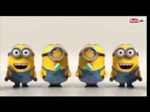 It's your Birthday - Happy Birthday song(Minions) Despicable me