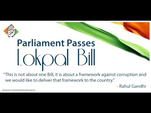Rahul Gandhi in Lok Sabha: Lokpal is a historic step against corruption.
