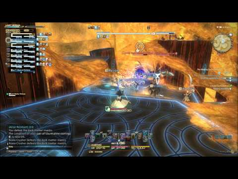 FFXIV ARR: The Binding Coil of Bahamut Turn 1 (full gameplay with all cut scenes)