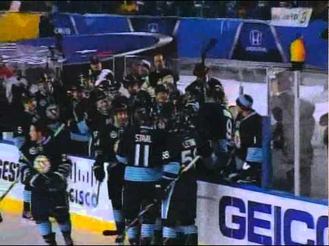 2011 Winter Classic - Evgeni Malkin Breakaway Goal