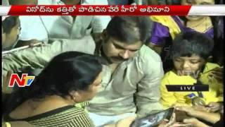 Pawan Kalyan Meets Vinod Royals Family At Tirupati