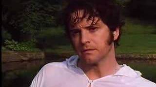 Pride And Prejudice: The Lake Scene (Colin Firth Strips
