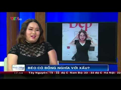 Béo không đồng nghĩa là xấu-Câu chuyện của nhà tạo mẫu tóc Nguyễn Thu Giang