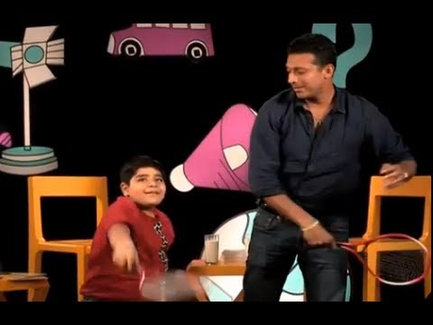 Captain Tiao - Episode 5 Promo - Mahesh Bhupathi - Disney India Official HD