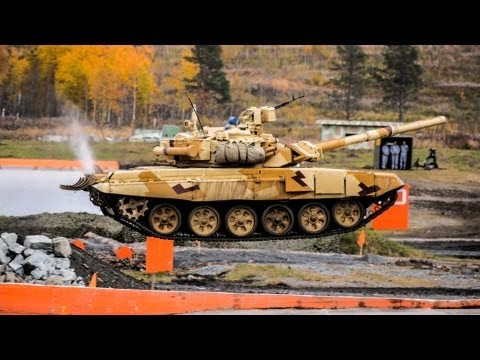 Russian Arms Expo 2013 (RAE) Introduction