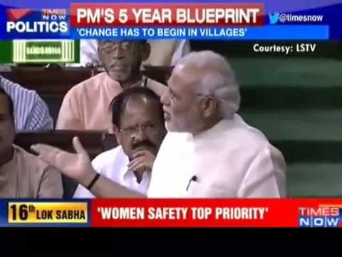 We should stop politicizing rapes: Modi