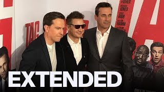 Why Jon Hamm Sent Jeremy Renner In To Crash Wedding | EXTENDED
