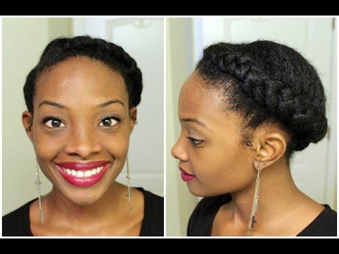 Goddess Braids | Natural Hair