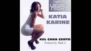 """New Kizomba 2013 Katia Karine """"Kel Cara Certo"""" prod by MarkG"""