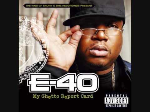 E-40 - Tell Me When To Go (feat. Keak Da Sneak)