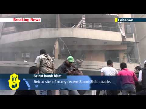 Beirut bombing causes carnage in Hezbollah stronghold: several killed in Lebanese capital