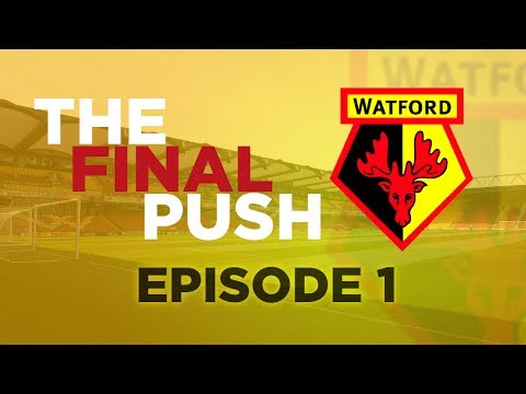 FM14 - The Final Push - Ep.1 Here we go again! | Football Manager 2014
