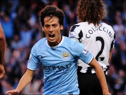 David Silva - Season Review (13/14) HD (720p)