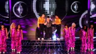 Mary Byrne Sings Never Can Say Goodbye The X Factor