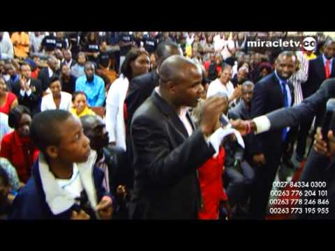 Prophet Uebert Angel - Swollen Stomach Dissapears.