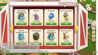 Farmville 2  - Como tener más agua