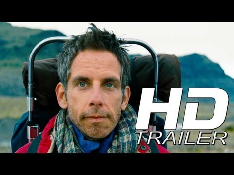 THE SECRET LIFE OF WALTER MITTY Official Trailer 2