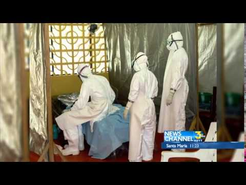 Ventura Doctor Helps Ebola Patients