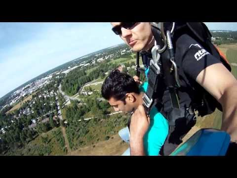 Skydiving Finland