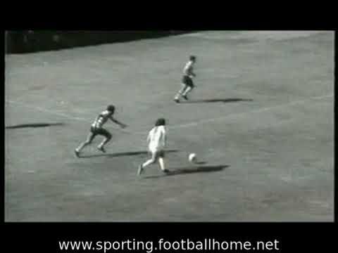30J :: Barreirense - 0 x Sporting - 3 de 1973/1974 Jogo do Título