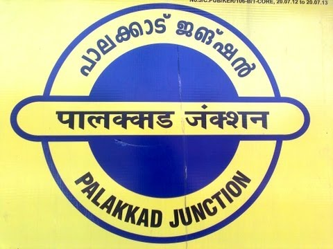 Railfanning in Palakkad Junction
