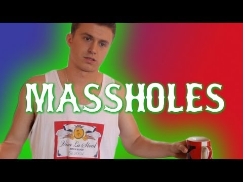 """Ma**holes Episode 2: New Kids On The Beach, Subscribe to LOUD for more Ma**holes: http://bit.ly/P1ztN7 """"I just can't take my friend seriously when he's getting spooned by his broad."""" LOUD is your onlin..."""