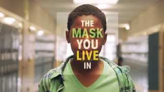 Be A Man! Three Of The Most Destructive Words A Young Boy Can Hear In His Childhood: The Mask You Live In [Documentary Trailer]