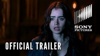 THE MORTAL INSTRUMENTS: CITY OF BONES Official Trailer