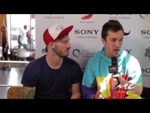 Music Choice @ SXSW: Twenty One Pilots Interview