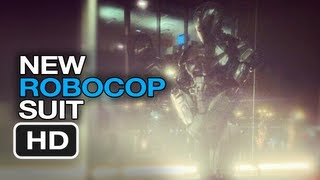 New RoboCop Suit (2014) Action Movie HD