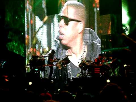 Jay-Z - Run this Town Live @ American Airlines Center