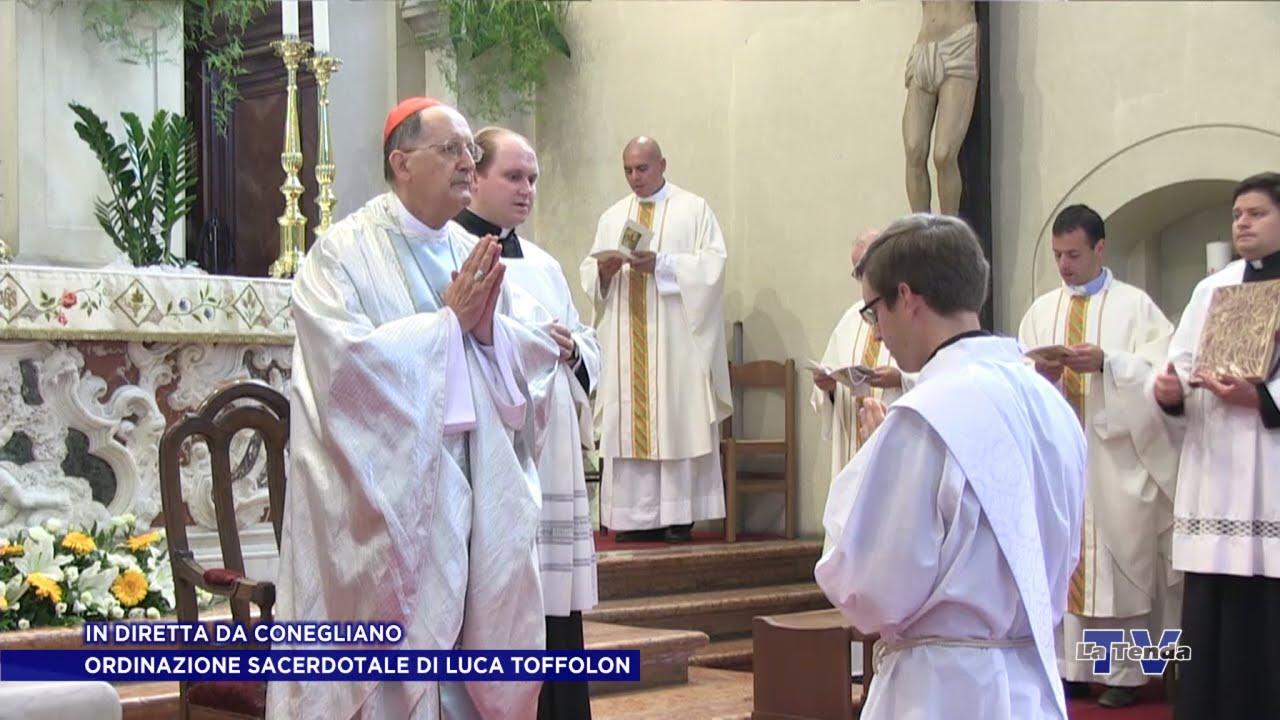 Ordinazione sacerdotale di Luca Toffolon
