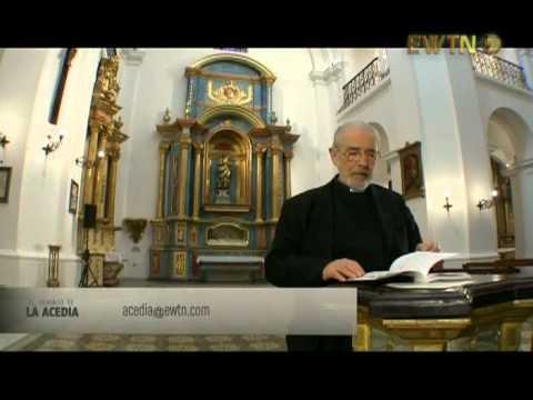 P.Bojorge-El demonio de la acedia 11/13:Causas y remedios.