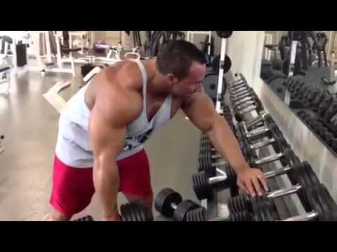 LIVE FEED #3: MARK RICHMAN AT MUSCLEMAG INTERNATIONAL