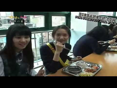 2007 Happy Shares Yoona seung ri Part 1/2 vietsub