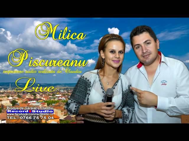 Milica Piscureanu (Noua Generatie)-Mama lu' tata-i zicea-LIVE- Imprimare Audio-Claudiu Record Studio