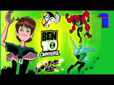 BEN 10 Omniverse Part 1 - Cool Alien Transformations - YouTube