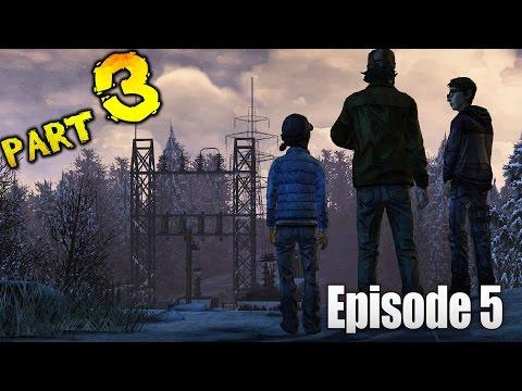 The Walking Dead Game: Season 2 - Part 3 [Episode 5: No Going Back] Walkthrough/Gameplay