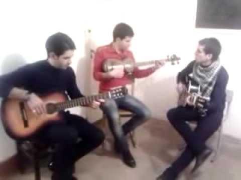 Asla vazgecemem Tarkan her kesi SOK da !!! Gitara Ve Tar , izleme rekorları kıran video