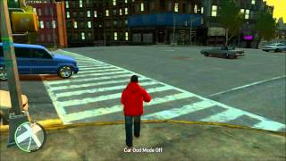 Gta4 Bug: Comment Devenir Invisible (HD + Explications