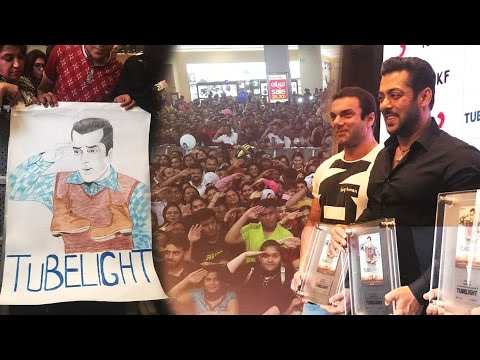 youtube video Salman Khan s Tubelight RADIO SONG Craze In Dubai to 3GP conversion