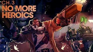 Battleborn - Mozgó Képregény 3. Rész: No More Heroics