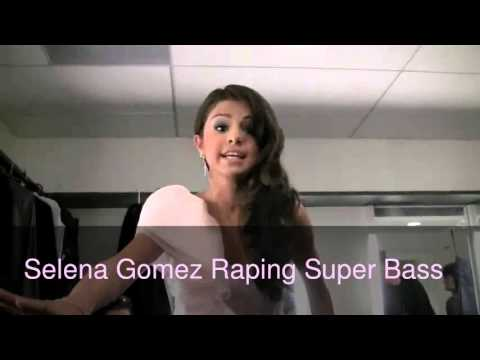 selena gomez raping super bass