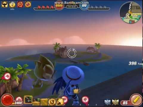 Avatar Star hướng dẫn bug #4 cách ra ngoài map Đảo Nhỏ